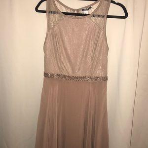 Blush light weight dress ☀️